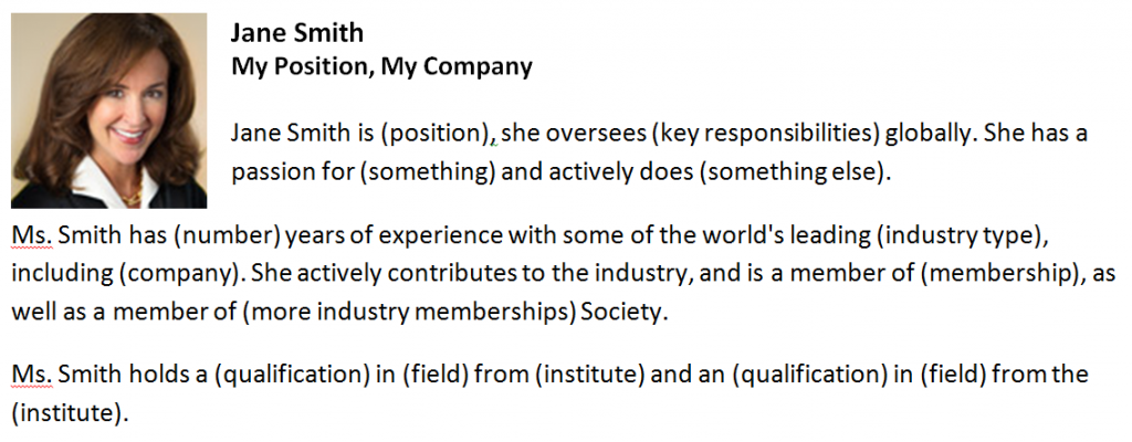 management-profile