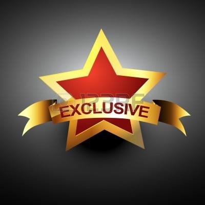 Exclusive Icon When exclusive marketi...