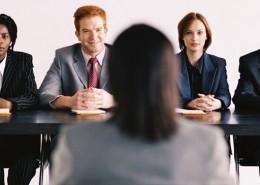 Interviewing a partner