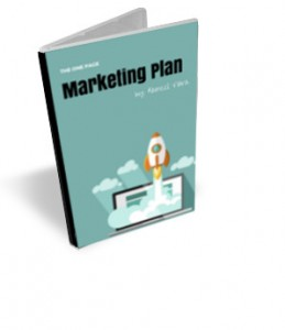 EBook Marketing Plan Template